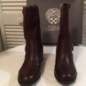 Vince Camuto Moto boot. NWOT